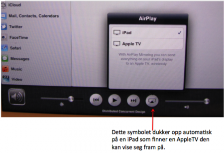 how to connect ipad to apple tv airplay