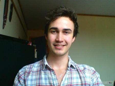Magnus Oplenskdal fikk 2.plass i kampen om årets IT-student